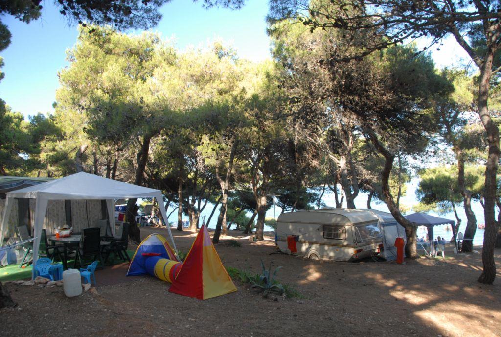 Stellplätze Camping Runke Medulin