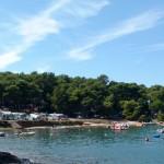 Strand Camping Tasalera