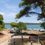 Blick auf Platz Tasalera