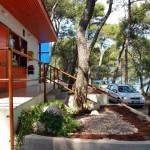Reception Camping Tasalera