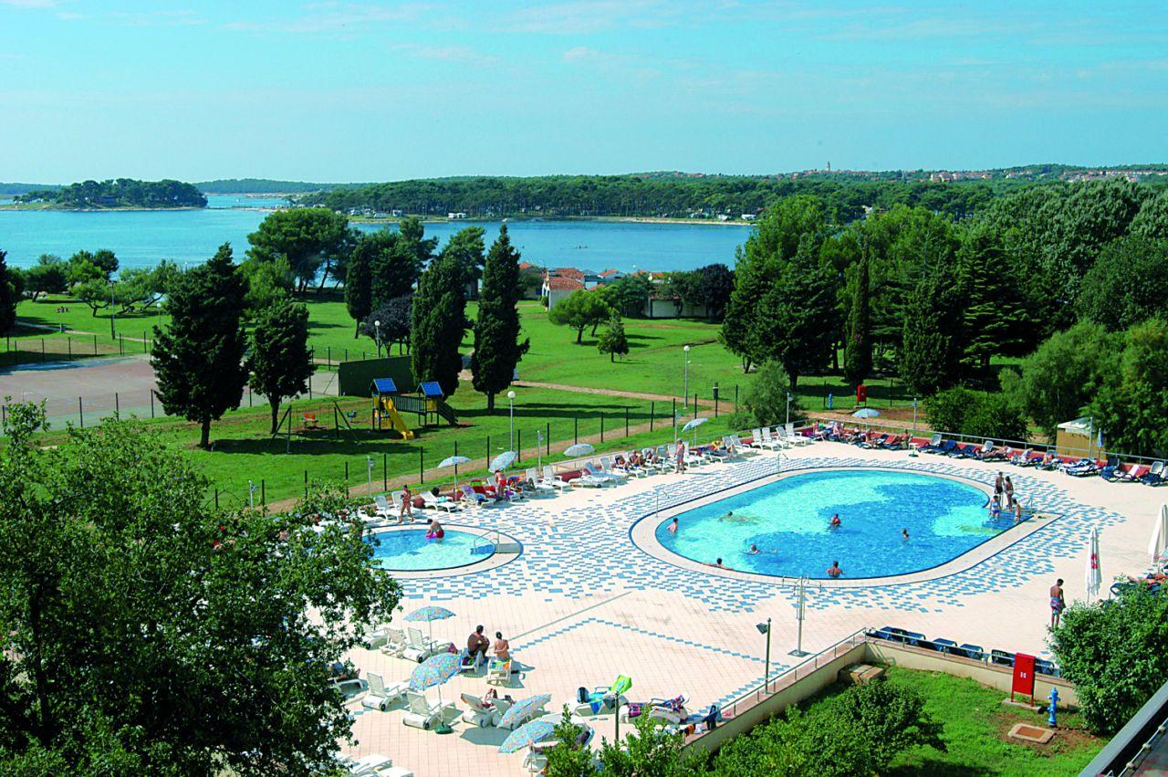 Pool Hotel Medulin