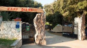 Camping Diana Banjole