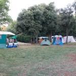 Standplaetze Camping Diana